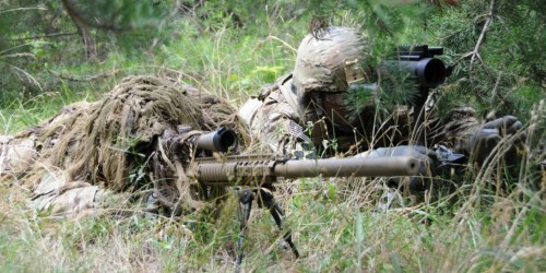 US Army sharpshooters reveal how they hunt enemy snipers in a deadly 'game of cat and mouse'