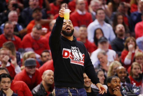 Raptors fan Drake trolls Milwaukee Bucks with Instagram photo of owner's daughter