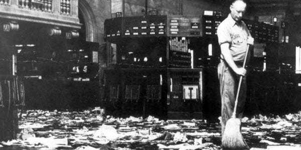 Next stock market crash will erase 60%, Great Depression parallels: Hussman - Business Insider