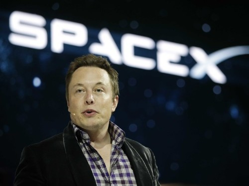 Elon Musk: SpaceX Wants To Build A City On Mars