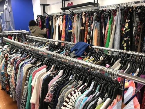 We went to a Goodwill store and saw how it's 'overrun' with stuff millennials and Gen Xers refuse to take from their parents