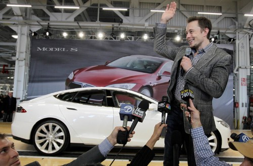 What It's Like Working With Elon Musk