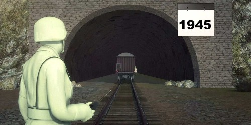 A mysterious lost Nazi train — supposedly filled with gold — may have been found