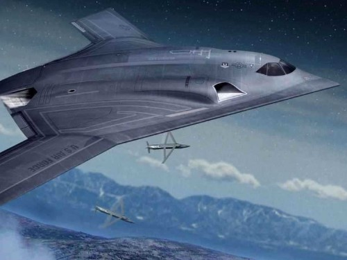 The US Air Force's next-generation bomber will be able to evade Russia's most advanced aerial defenses