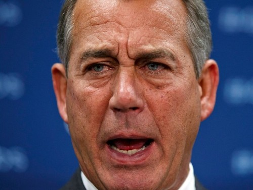 The GOP civil war has quietly exploded back into the open — and it could get nastier than ever