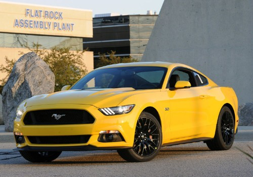 The Ford Mustang is poised to rule the sports car world in 2015