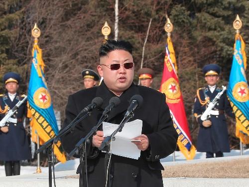 N Korea - cover