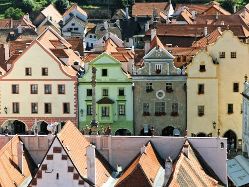 This small Czech village is one of the most spectacular towns in Europe, but it hasn't been discovered by tourists yet