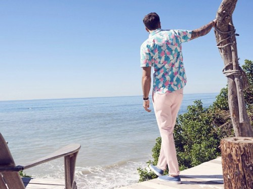 Bonobos introduced a solution for guys who are too tall or too short for regular shirts