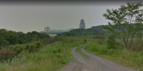 Only one road in the world leads from Russia to North Korea — and you can take a trip down it on Google Maps