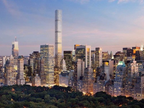432 Park Is Officially New York City's Tallest Apartment Building - Business Insider
