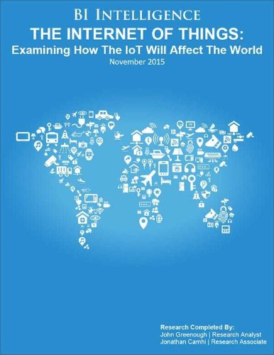 This exclusive report reveals the ABCs of the IoT - Business Insider