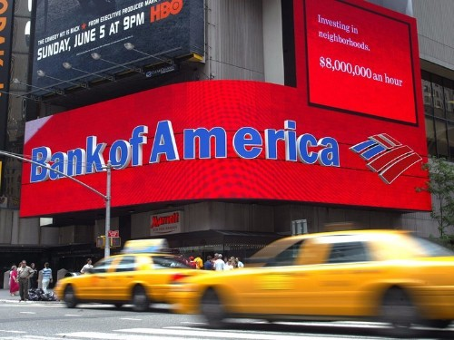 Bank of America is preparing big layoffs in investment banking and trading