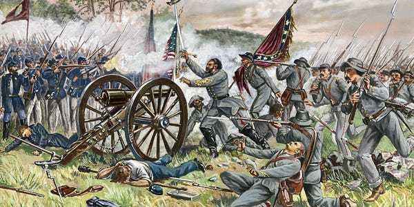 6 simple reasons the North won the Civil War - Business Insider