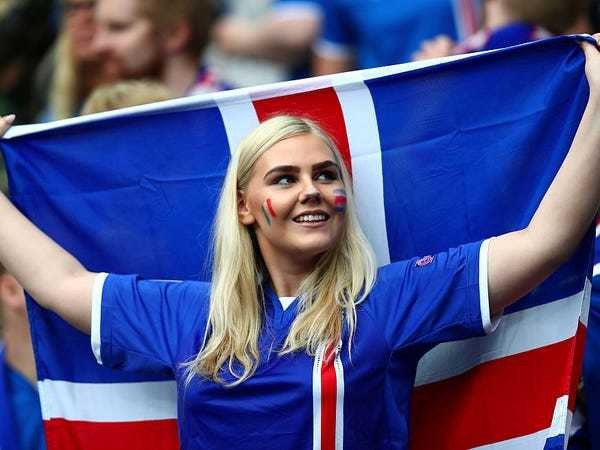 Iceland has made it illegal to pay women less than men - Business Insider