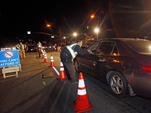 Drivers under the influence of drugs now outnumber those who are drunk
