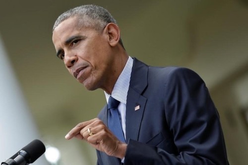 Report: Obama is weighing military action in Syria to counter Russia and Assad