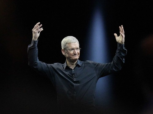 Apple Denies China's Accusation The iPhone Is A 'Threat To National Security'