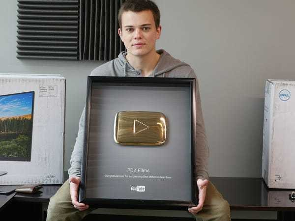 A YouTube influencer explains how he made $97,000 from a single video - Business Insider