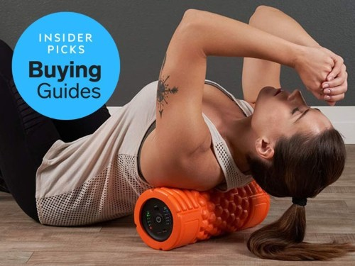 The best foam rollers for your back