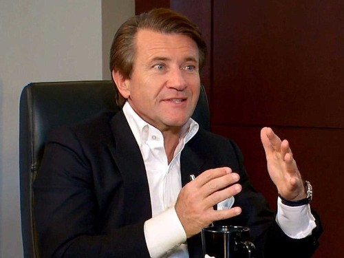 'Shark Tank' investor Robert Herjavec explains how to know you should quit your job and become a full-time entrepreneur
