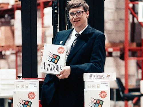 What Steve Jobs, Bill Gates, and 13 other highly successful tech people were doing at age 25