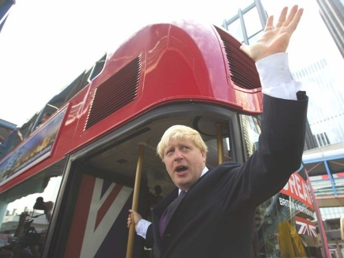 London Mayor Boris Johnson claims Uber is breaking the law