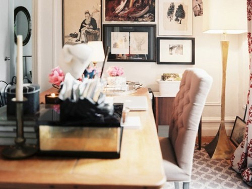 21 ways to have a stylish and organized workspace