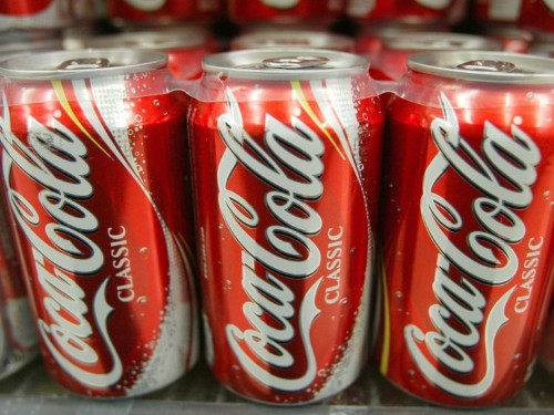 Soft drink consumption is plummeting in the US — and Coca-Cola is starting to sweat