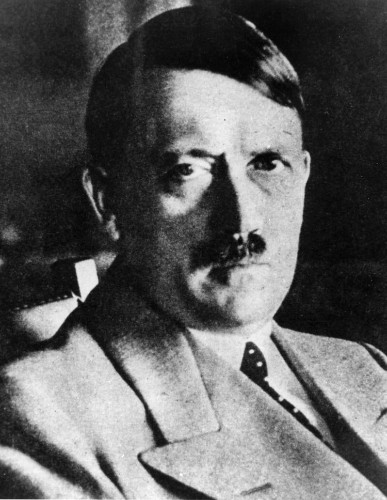 All of the ways US intelligence thought Hitler may try to disguise himself