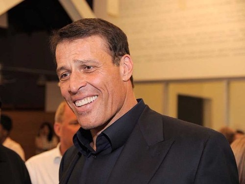 Tony Robbins explains how to stop making the excuses that keep you from success