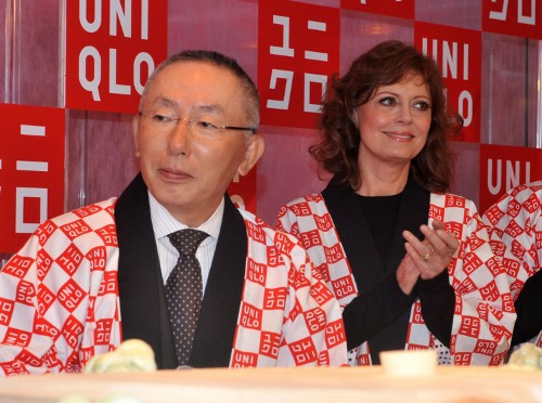 How Clothing Chain Uniqlo Is Taking Over The World