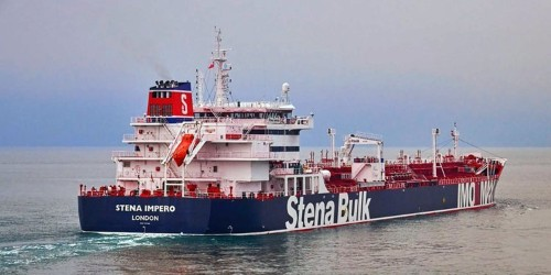 Iran says its seizure of British ship was in response to the UK's role in impounding an Iranian supertanker