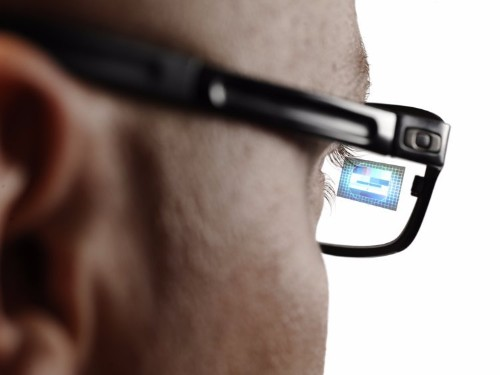 You may soon be able to update your eyeglasses with virtual displays
