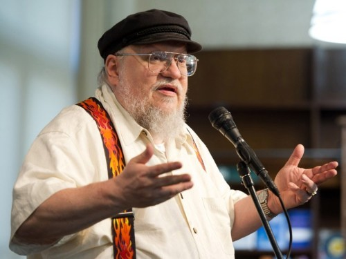 'Game of Thrones' author George R.R. Martin is making a video game