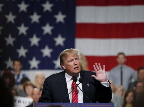 One of the biggest arguments against taking Donald Trump's campaign seriously is starting to evaporate