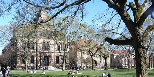Princeton's endowment loses its spot as top Ivy League earner to Brown - Business Insider