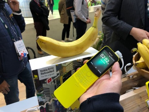 Nokia is bringing back the 'bananaphone' from 'The Matrix' — and it's a refreshing counterpoint to the modern smartphone