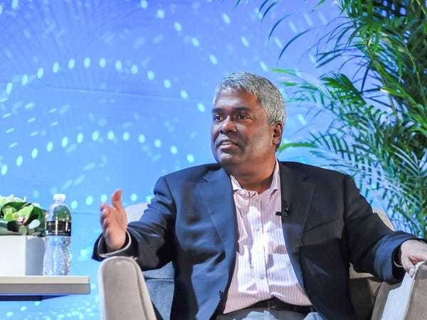 NetApp and Google Cloud, whose CEOs are twins, announce partnership - Business Insider