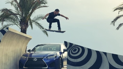 The Lexus hoverboard isn't as impressive as it seems