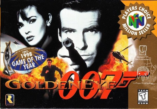 Classic video game 'GoldenEye 007' has never looked this good