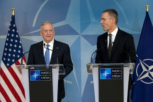 Mattis reportedly threatened Sweden with retaliation over signing a nuclear-weapons ban