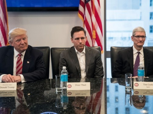 Silicon Valley tech giants are writing a letter to Trump: 'A blanket suspension is not the right approach'