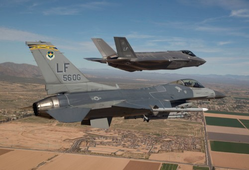 The F-35 slaughtered the competition in its latest test