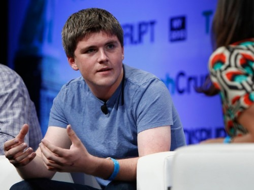 The youngest self-made billionaire on Earth says his success is less about his own brilliance and more about his employees — and luck