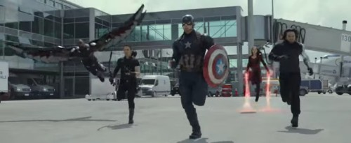 'Captain America: Civil War' trailer set a record with 61 million views in a single day