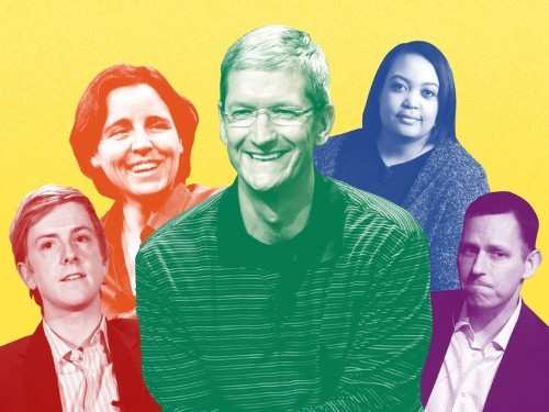 The 23 most powerful LGBTQ+ people in tech