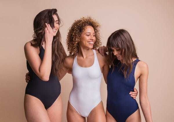 I tried the one-piece bathing suit that's all over Instagram — here's why women love it ... - Business Insider