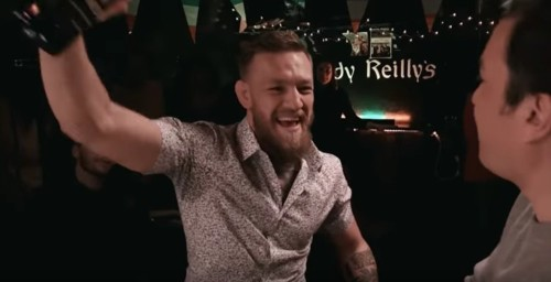 Conor McGregor told Jimmy Fallon he was 'set for life' right before announcing his retirement from MMA