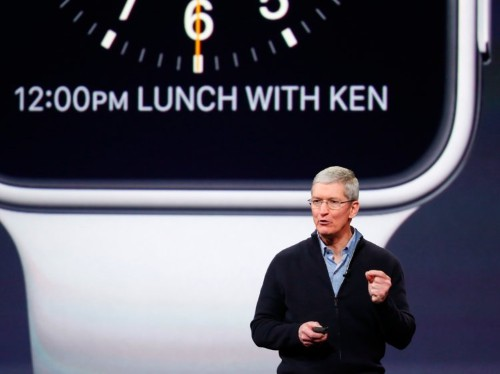 Report: Apple won't release a major Apple Watch update in March